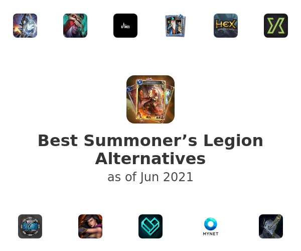 Best Summoner's Legion Alternatives