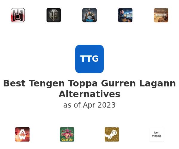 Best Tengen Toppa Gurren Lagann Alternatives