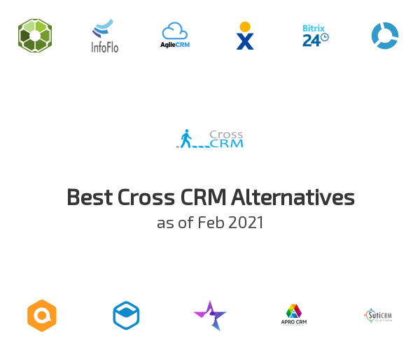 Best Cross CRM Alternatives
