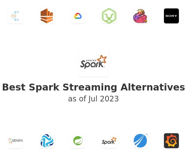 Best Spark Streaming Alternatives