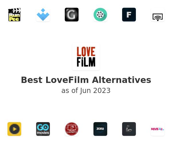 Best LoveFilm Alternatives