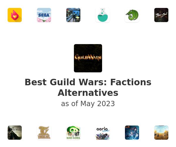 Best Guild Wars: Factions Alternatives