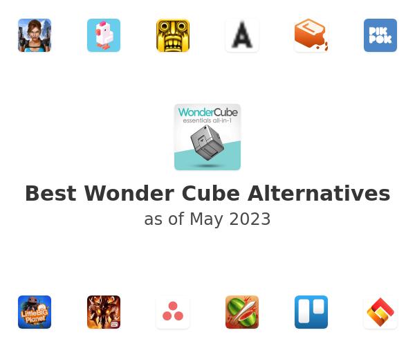 Best Wonder Cube Alternatives