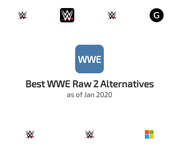 Best WWE Raw 2 Alternatives
