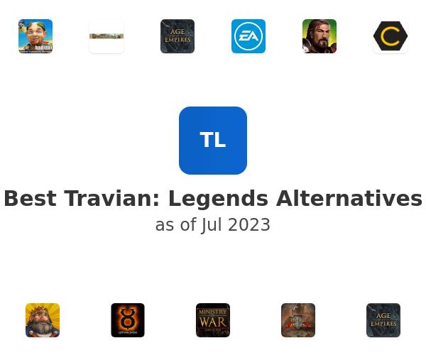 Best Travian: Legends Alternatives