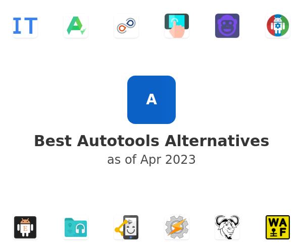Best Autotools Alternatives
