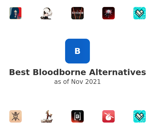Best Bloodborne Alternatives