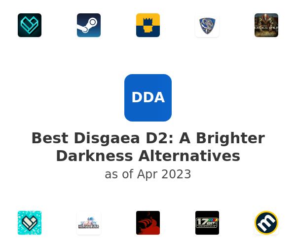 Best Disgaea D2: A Brighter Darkness Alternatives