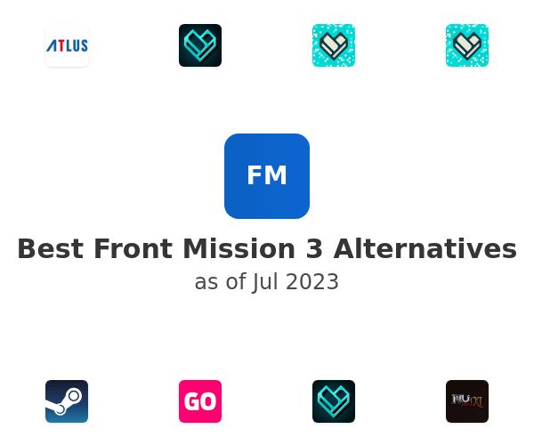 Best Front Mission 3 Alternatives