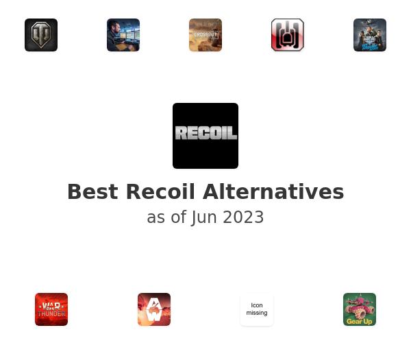 Best Recoil Alternatives