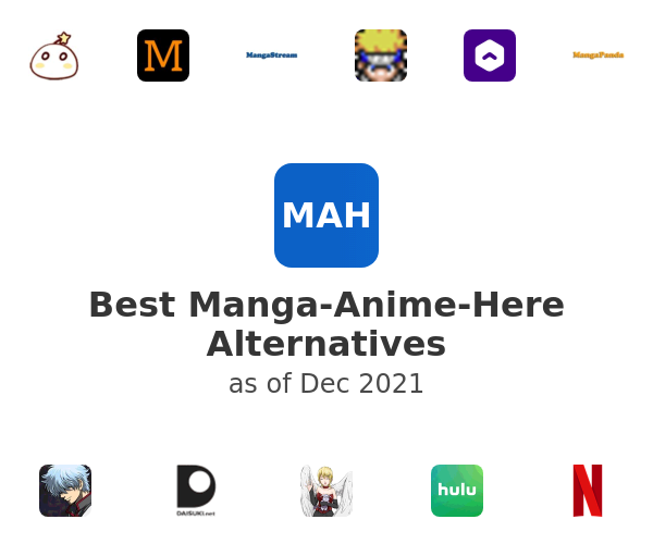 Best Manga-Anime-Here Alternatives