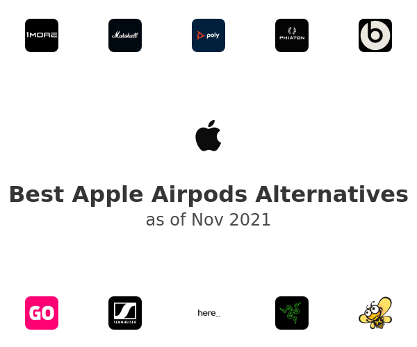 Best Apple Airpods Alternatives