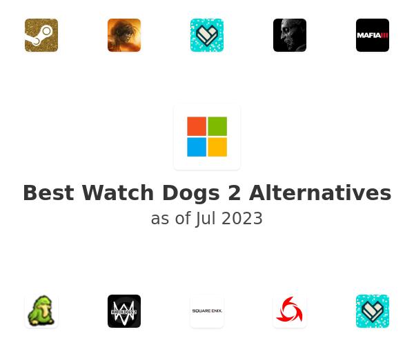 Best Watch Dogs 2 Alternatives