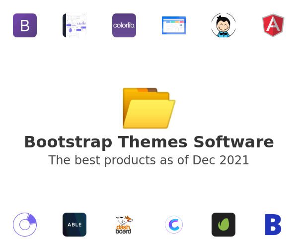Bootstrap Themes Software