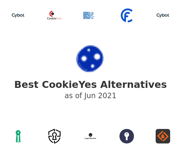 Best CookieYes Alternatives