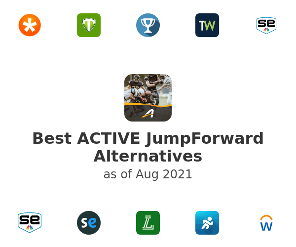 Best ACTIVE JumpForward Alternatives