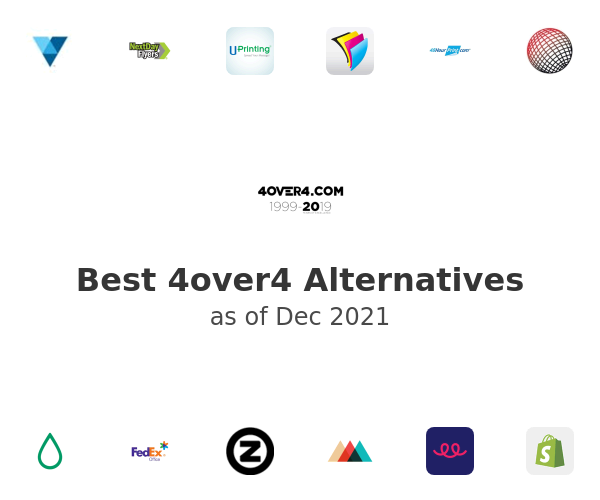Best 4over4 Alternatives
