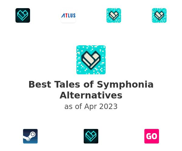 Best Tales of Symphonia Alternatives