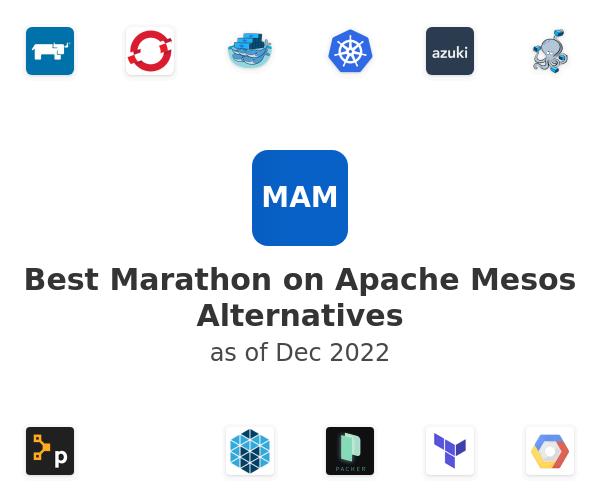 Best Marathon on Apache Mesos Alternatives