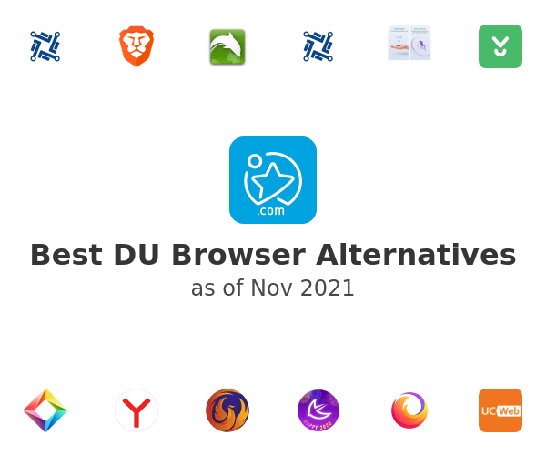 Best DU Browser Alternatives