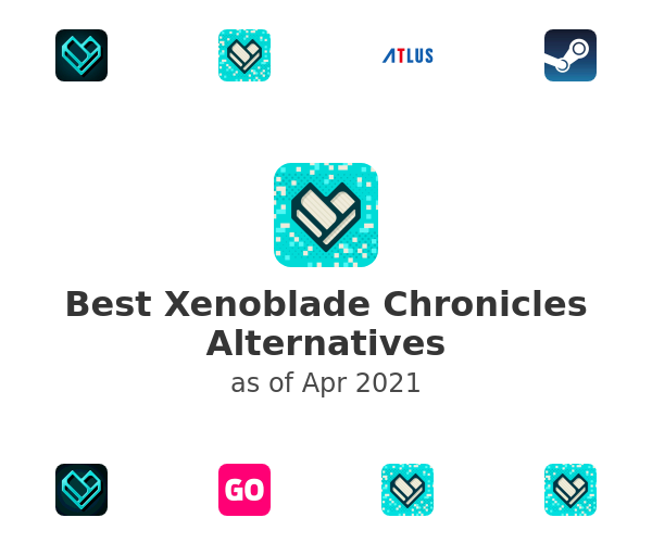 Best Xenoblade Chronicles Alternatives