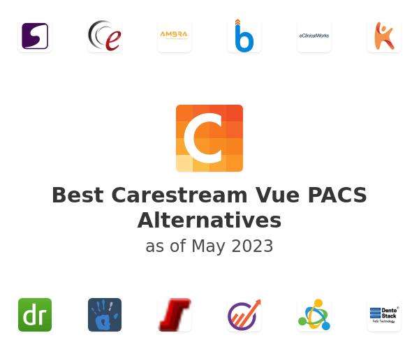 Best Carestream Vue PACS Alternatives
