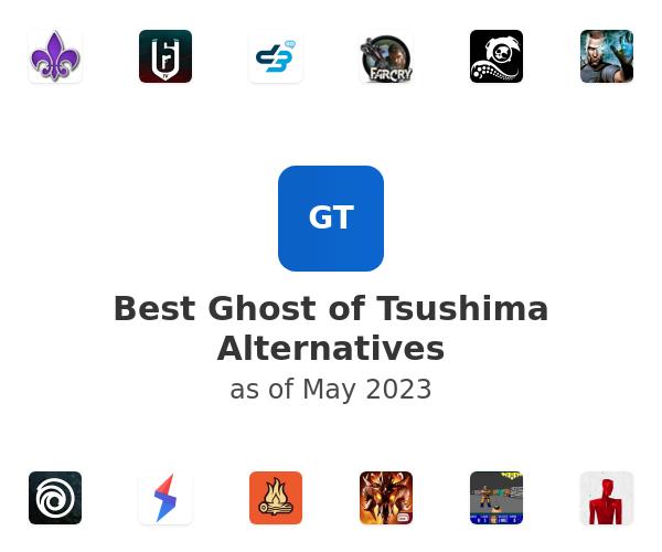 Best Ghost of Tsushima Alternatives