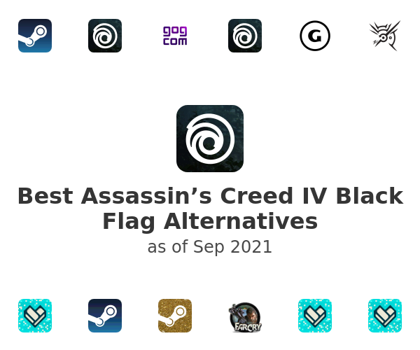 Best Assassin's Creed IV Black Flag Alternatives