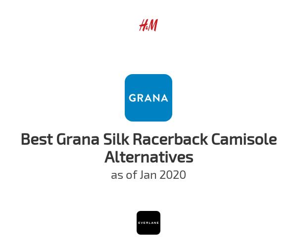 Best Grana Silk Racerback Camisole Alternatives