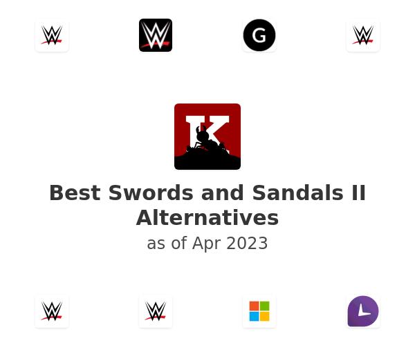 Best Swords and Sandals II Alternatives