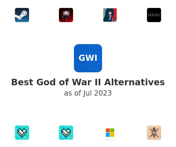 Best God of War II Alternatives