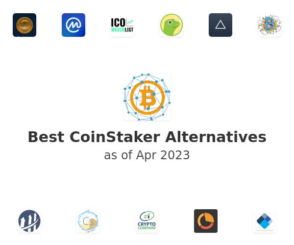 Best CoinStaker Alternatives