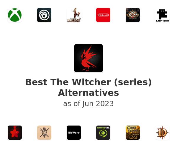 Best The Witcher (series) Alternatives