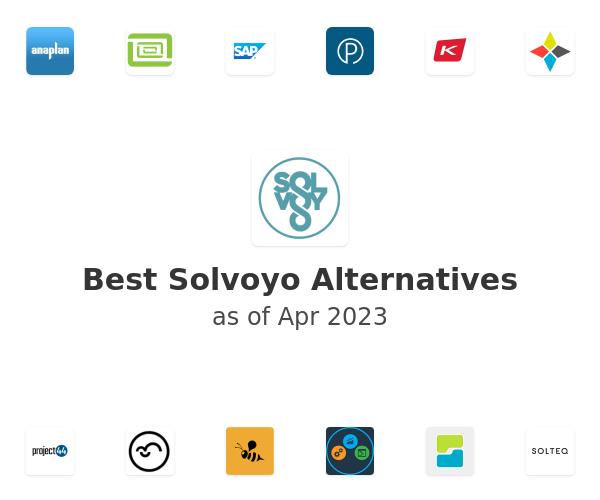 Best Solvoyo Alternatives