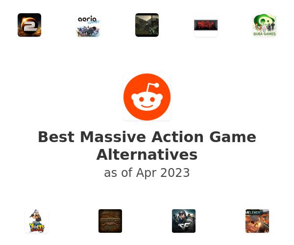 Best Massive Action Game Alternatives
