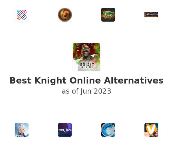 Best Knight Online Alternatives