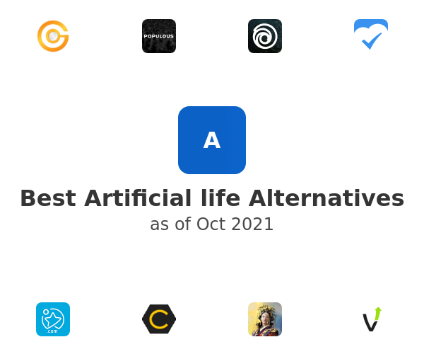 Best Artificial life Alternatives