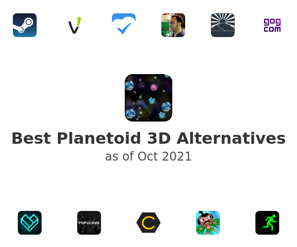 Best Planetoid 3D Alternatives