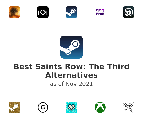 Best Saints Row: The Third Alternatives