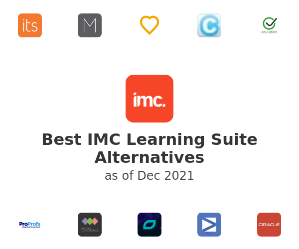 Best IMC Learning Suite Alternatives