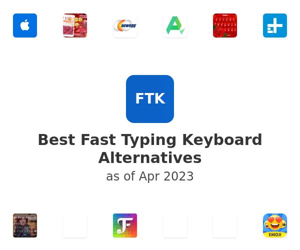 Best Fast Typing Keyboard Alternatives