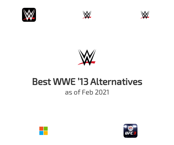 Best WWE '13 Alternatives