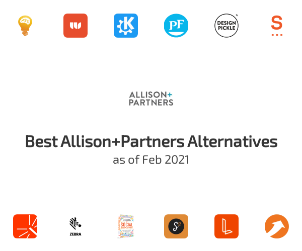 Best Allison+Partners Alternatives