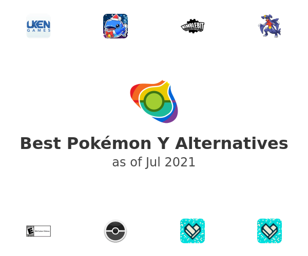 Best Pokémon Y Alternatives