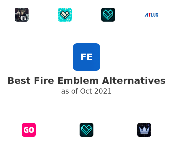 Best Fire Emblem Alternatives