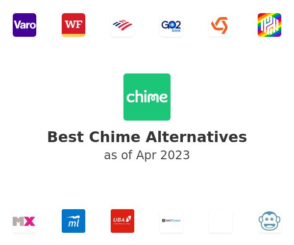 Best Chime Alternatives
