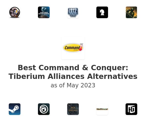 Best Command & Conquer: Tiberium Alliances Alternatives