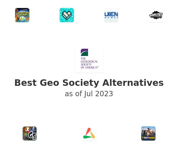 Best Geo Society Alternatives