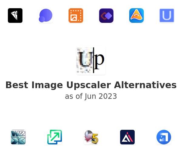 Best Image Upscaler Alternatives