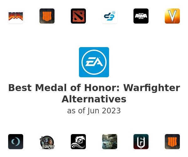 Best Medal of Honor: Warfighter Alternatives